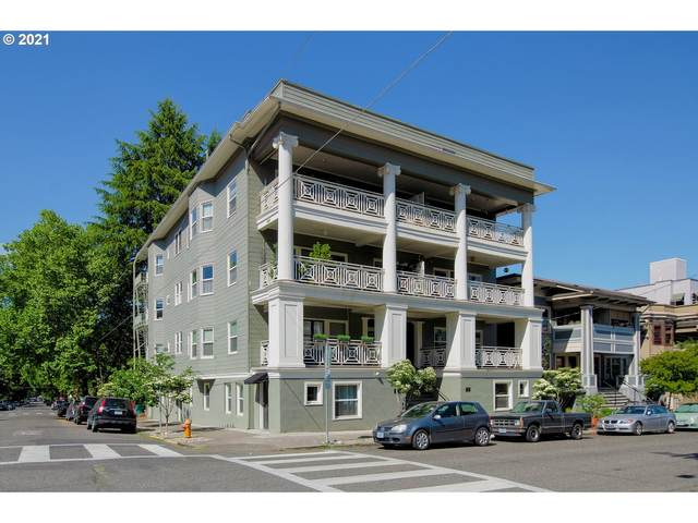 2387 NW Northrup St #7, Portland, OR 97210 (MLS #21059449) :: Change Realty