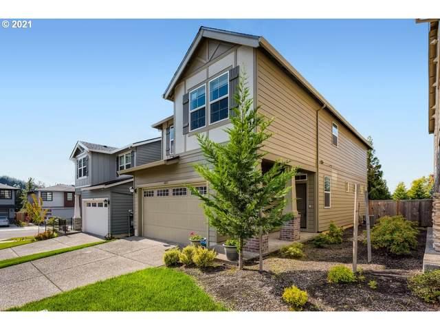 4271 SW Redfern Ave, Gresham, OR 97080 (MLS #21059492) :: Fox Real Estate Group