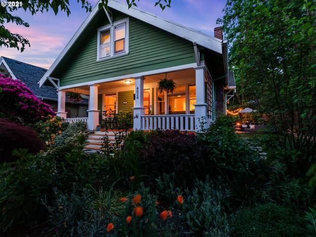 4024 SE 32ND Ave, Portland, OR 97202 (MLS #21059709) :: Premiere Property Group LLC