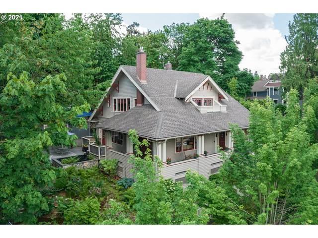 1302 Washington St, Oregon City, OR 97045 (MLS #21059903) :: Lux Properties
