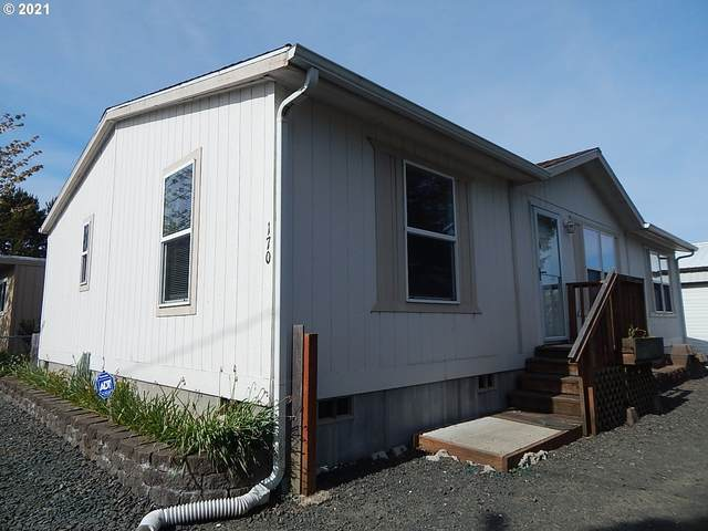 170 N 4TH St, Lakeside, OR 97449 (MLS #21059998) :: Stellar Realty Northwest