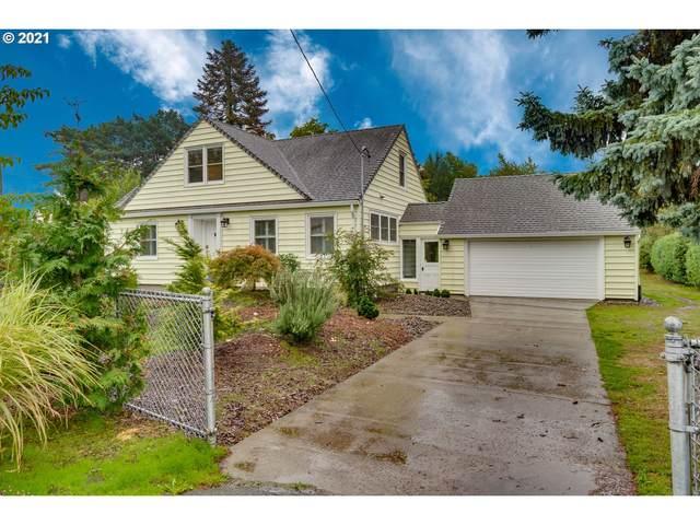 5240 NE Holman St, Portland, OR 97218 (MLS #21060161) :: Windermere Crest Realty