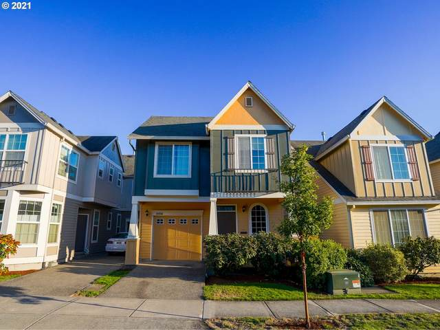 20616 SW Skiver St, Beaverton, OR 97078 (MLS #21060445) :: Next Home Realty Connection