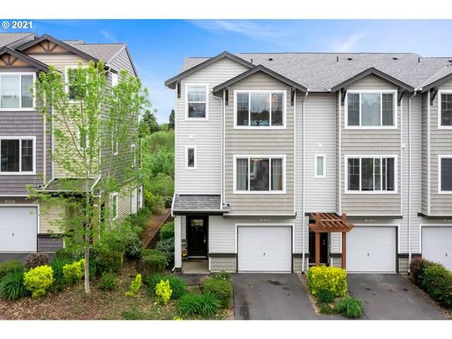 10743 NE Gateway Pl, Hillsboro, OR 97006 (MLS #21060516) :: Brantley Christianson Real Estate