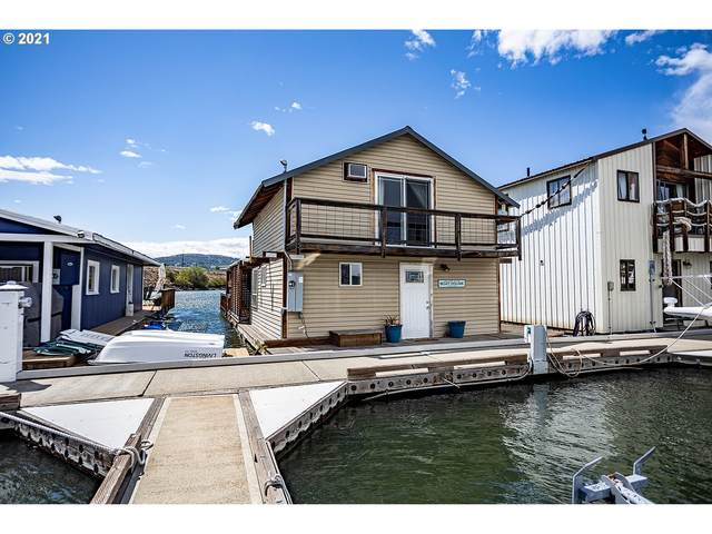 101 N Boat Basin Rd D-11, The Dalles, OR 97058 (MLS #21060523) :: Song Real Estate