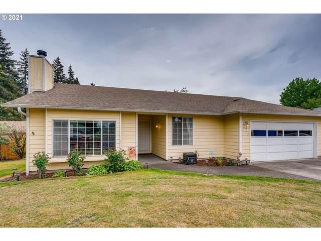 5605 NE 91ST Ct, Vancouver, WA 98662 (MLS #21060696) :: Lux Properties