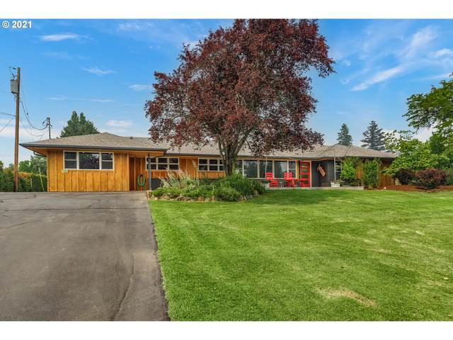 3370 Lower River Rd, Grants Pass, OR 97526 (MLS #21060709) :: The Liu Group