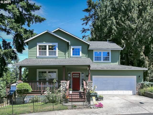 17714 Loundree Dr, Sandy, OR 97055 (MLS #21060869) :: Keller Williams Portland Central