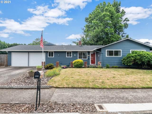 4205 NE 131ST Pl, Portland, OR 97230 (MLS #21061081) :: Brantley Christianson Real Estate