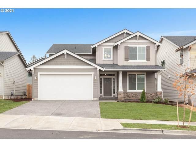 8810 N Appleton Cir, Camas, WA 98607 (MLS #21061197) :: Real Tour Property Group