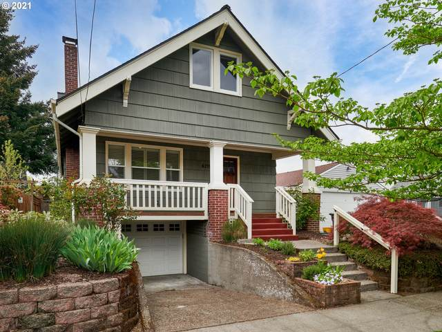 6219 N Concord Ave, Portland, OR 97217 (MLS #21061881) :: Townsend Jarvis Group Real Estate