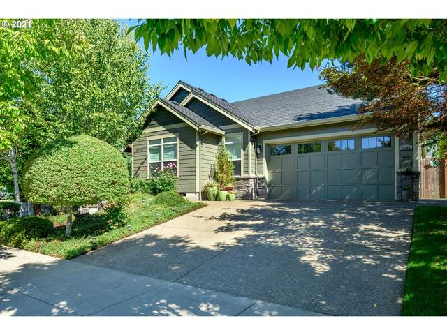 1760 NW Francis Dr, Mcminnville, OR 97128 (MLS #21062046) :: Stellar Realty Northwest