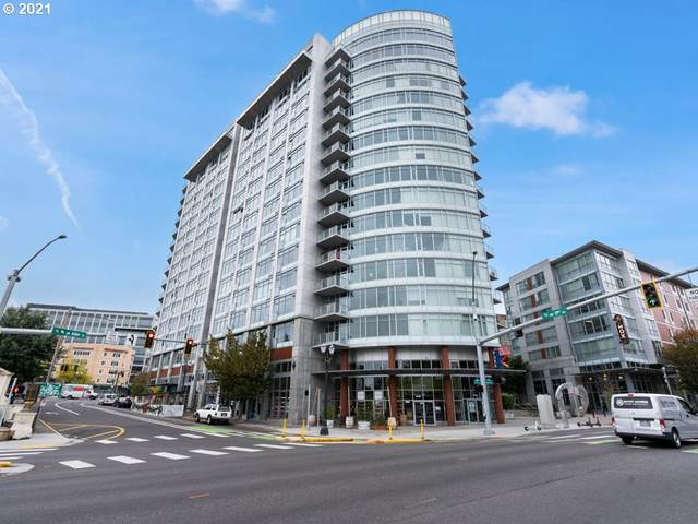 1926 W Burnside St #507, Portland, OR 97209 (MLS #21062108) :: Real Tour Property Group