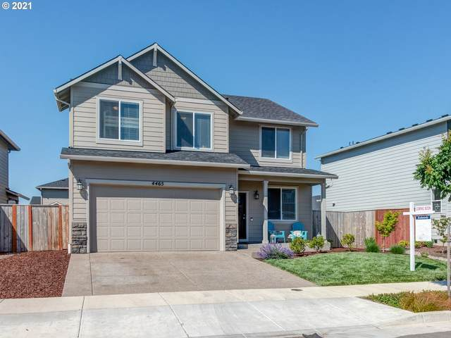 4465 Bounty Pl NE, Albany, OR 97322 (MLS #21062384) :: Townsend Jarvis Group Real Estate