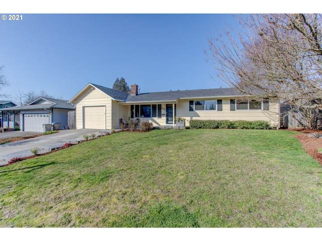 16535 SW 11TH Ct, Sherwood, OR 97140 (MLS #21062397) :: Change Realty