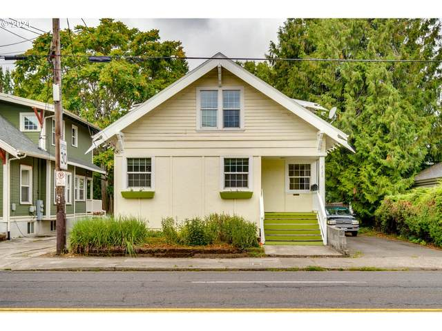 2123 SE Cesar E Chavez Blvd, Portland, OR 97214 (MLS #21062441) :: Next Home Realty Connection