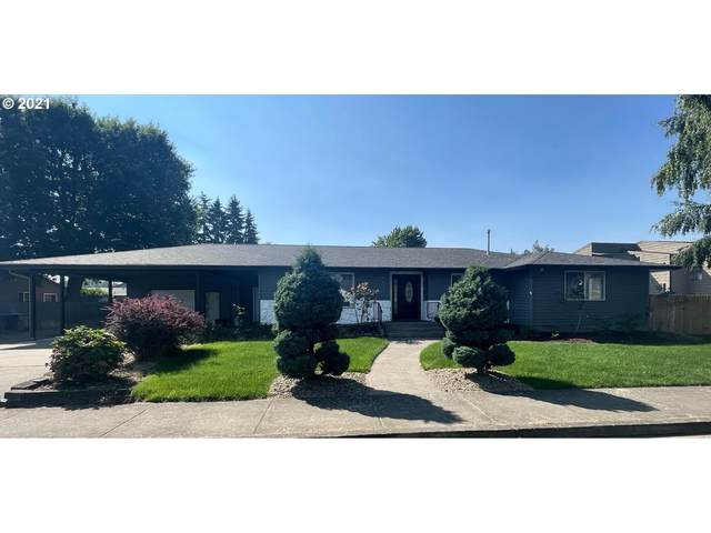 525 E 9TH Ave, Junction City, OR 97448 (MLS #21062741) :: Townsend Jarvis Group Real Estate