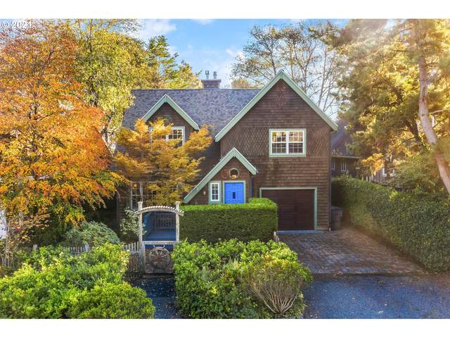 171 W Taft St, Cannon Beach, OR 97110 (MLS #21062866) :: Premiere Property Group LLC