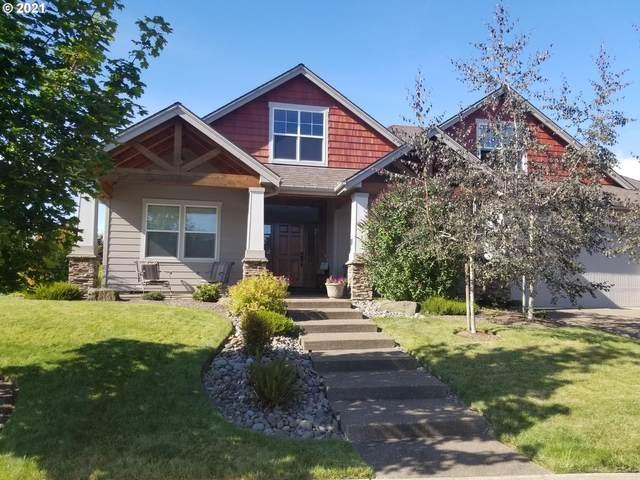 1536 SE Loganberry St Dallas, Dallas, OR 97338 (MLS #21062901) :: McKillion Real Estate Group
