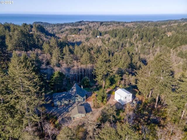 18148 Rainbow Rock Rd, Brookings, OR 97415 (MLS #21063020) :: Townsend Jarvis Group Real Estate