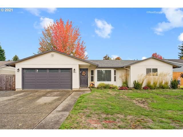 933 NE Kathryn St, Hillsboro, OR 97124 (MLS #21063063) :: Holdhusen Real Estate Group