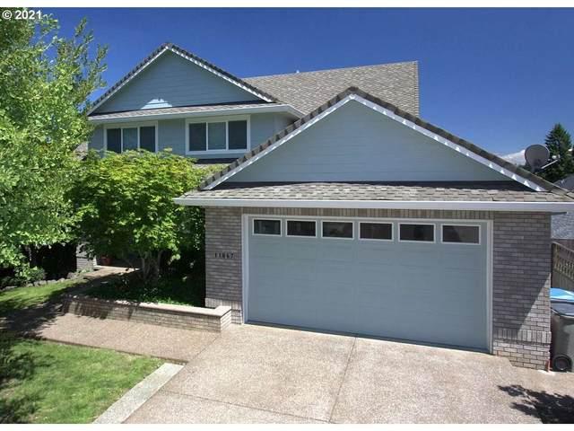 11867 SW Treehill Ct, Tigard, OR 97224 (MLS #21063115) :: Keller Williams Portland Central