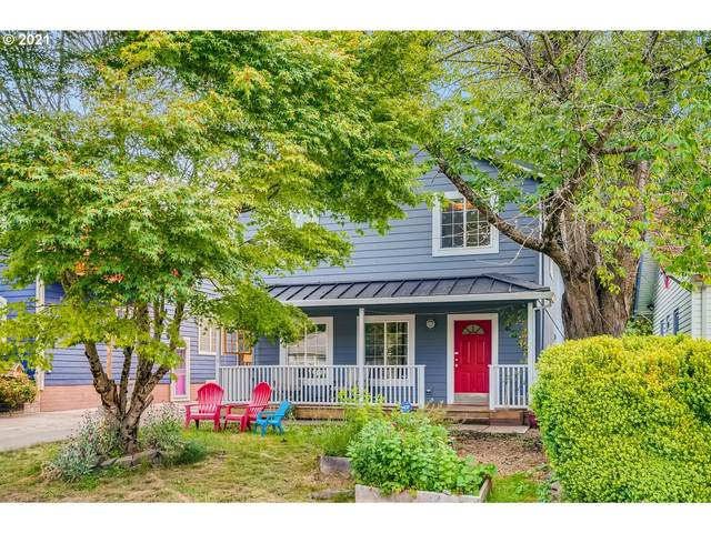 2308 SE 70TH Ave, Portland, OR 97215 (MLS #21063404) :: Song Real Estate