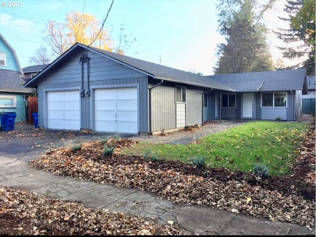 1007 W 23RD St, Vancouver, WA 98660 (MLS #21063570) :: The Pacific Group