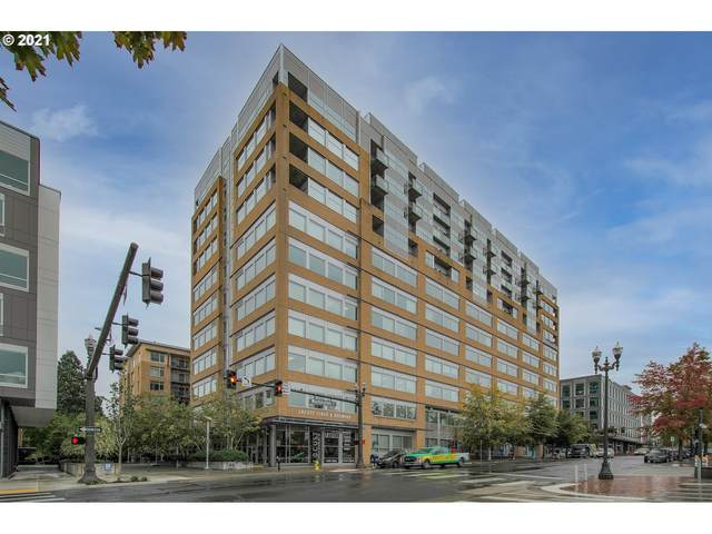 700 Washington St #1027, Vancouver, WA 98660 (MLS #21063623) :: Next Home Realty Connection