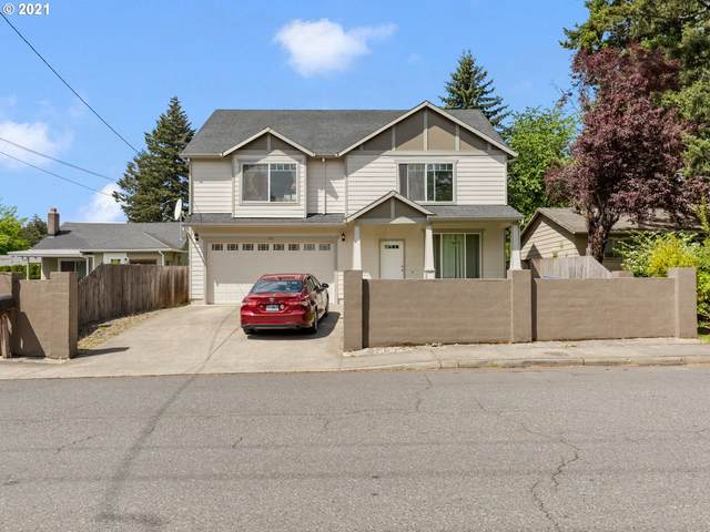 1723 SE 139TH Ave, Portland, OR 97233 (MLS #21063625) :: The Haas Real Estate Team