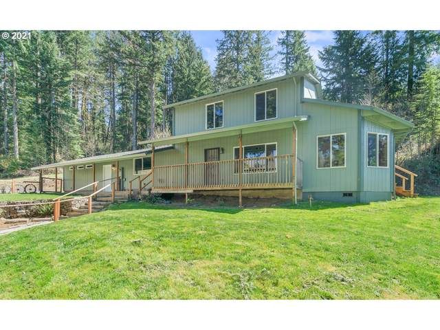 43710 SE Wildcat Mountain Dr, Sandy, OR 97055 (MLS #21063677) :: Premiere Property Group LLC