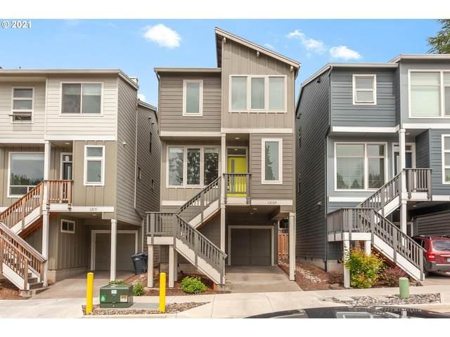 12129 SW Tesla Ter, Beaverton, OR 97008 (MLS #21063692) :: Fox Real Estate Group