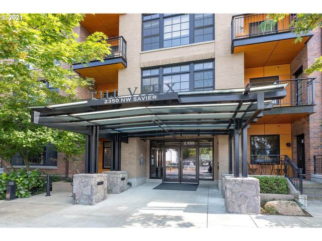 2350 NW Savier St B416, Portland, OR 97210 (MLS #21063792) :: Duncan Real Estate Group