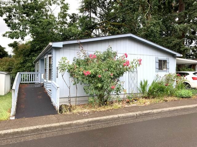 16461 SE Hearthwood Dr #52, Clackamas, OR 97015 (MLS #21063819) :: Holdhusen Real Estate Group