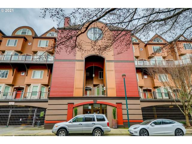905 N Harbour Dr #20, Portland, OR 97217 (MLS #21064127) :: Next Home Realty Connection