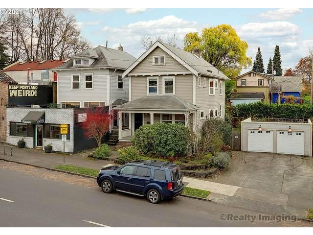 3136 E Burnside St, Portland, OR 97214 (MLS #21064241) :: The Liu Group