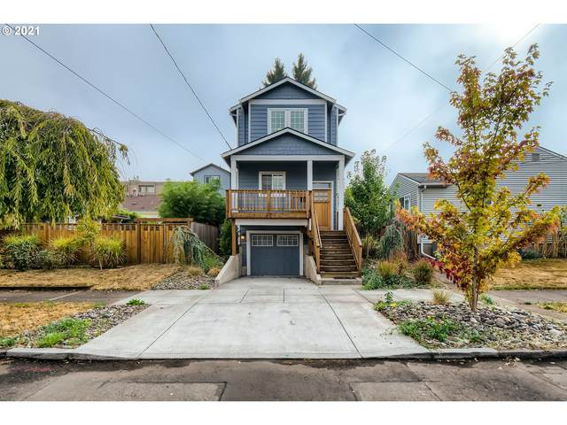 4616 SE 37TH Ave, Portland, OR 97202 (MLS #21064472) :: The Haas Real Estate Team