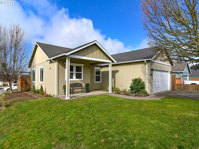 1890 S 60TH St, Springfield, OR 97478 (MLS #21064496) :: Duncan Real Estate Group