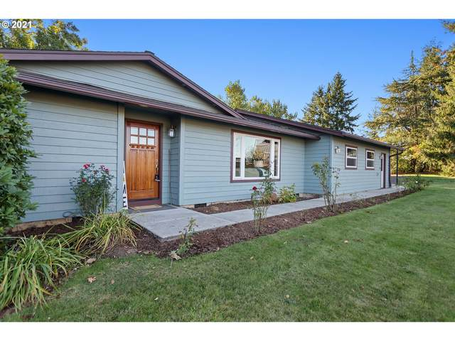 15830 S Carus Rd, Oregon City, OR 97045 (MLS #21064685) :: Lux Properties