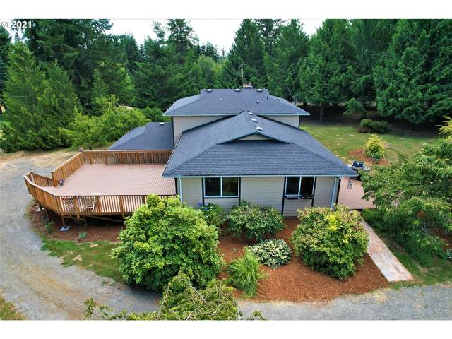 69860 Walker Rd, Rainier, OR 97048 (MLS #21064795) :: Next Home Realty Connection