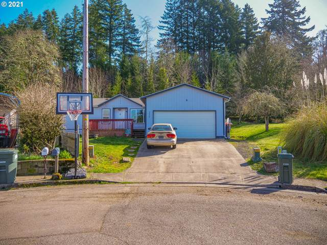 4998 Larch Ct, Sweet Home, OR 97386 (MLS #21064882) :: Duncan Real Estate Group