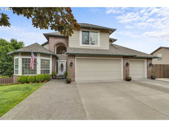 5435 SE Old Woods Loop, Gresham, OR 97080 (MLS #21065147) :: Real Tour Property Group