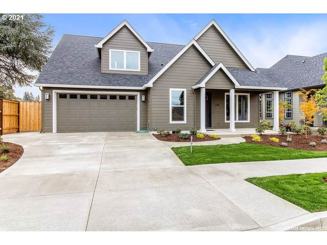128 Rosetta Ave, Eugene, OR 97404 (MLS #21065275) :: Oregon Farm & Home Brokers