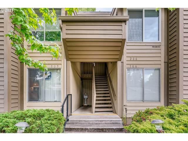 650 SW Meadow Dr #206, Beaverton, OR 97006 (MLS #21065570) :: McKillion Real Estate Group