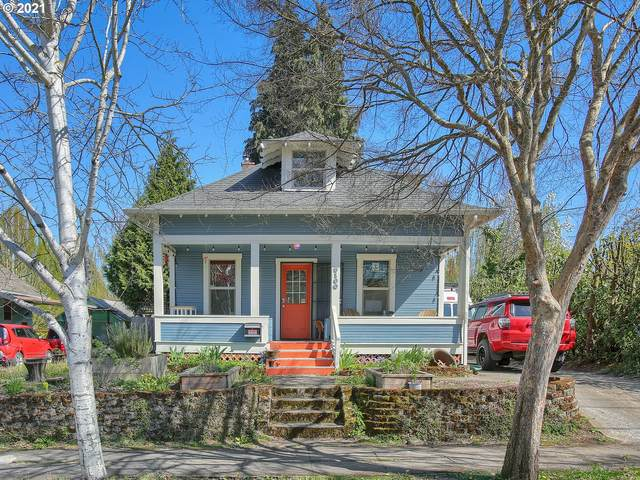 9100 N Buchanan Ave, Portland, OR 97203 (MLS #21065595) :: Duncan Real Estate Group
