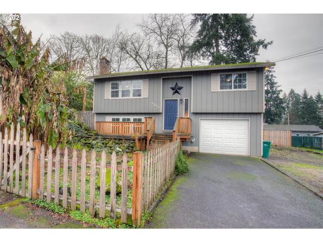 1318 SE Courtney Ave, Milwaukie, OR 97222 (MLS #21065804) :: Song Real Estate
