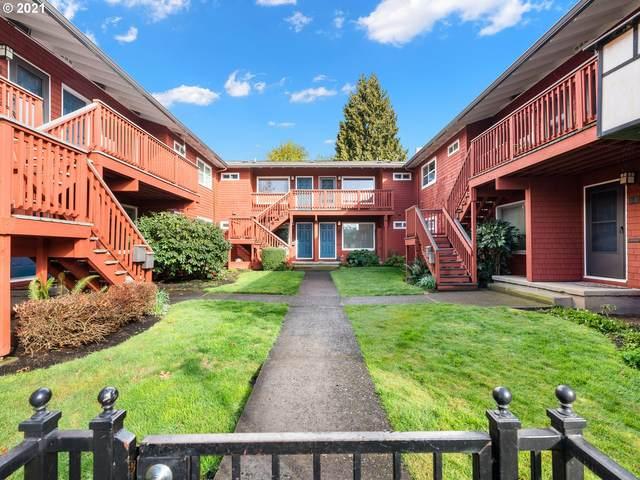 2937 SE Waverleigh Blvd #10, Portland, OR 97202 (MLS #21065911) :: Premiere Property Group LLC