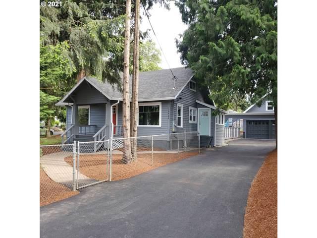 13464 SE Foster Rd, Portland, OR 97236 (MLS #21066303) :: Premiere Property Group LLC