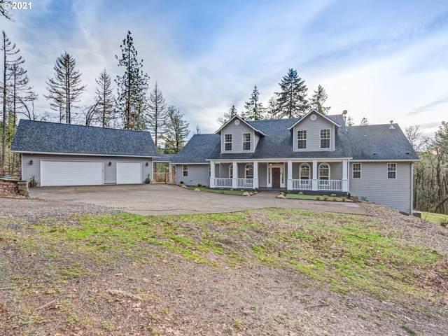 84604 Arlie Rd, Eugene, OR 97405 (MLS #21066437) :: Song Real Estate