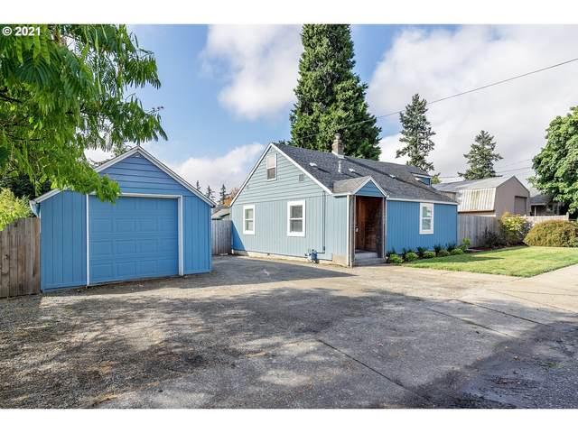 11838 SE Holgate Blvd, Portland, OR 97266 (MLS #21066574) :: Premiere Property Group LLC